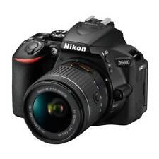 Nikon D5600 Digital Camera Kit with Nikkor 18-55mm AF-P Lens - Black
