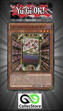 ☺ Carte Yu-Gi-Oh! Fleur Cardian de Cerisier avec Rideau RATE-FR012 - VF - NEUVE