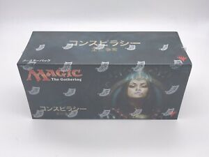 Conspiracy Take The Crown - Sealed Booster Box - JAPANESE - Magic MTG