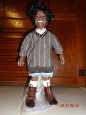 "Hamilton Collection ""Buckwheat"" 0099B from ""The Little Rascals"" Series"