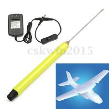 10CM STYROFOAM FOAM CUTTER HOT WIRE CRAFT ELECTRIC CUTTING PEN TOOL + ADAPTOR