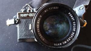 Porst Compact Reflex SP, 1:1,4/55 mm / M42
