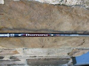 Ladies Mitsubishi Rayon DIALED Diamana M+ 50 7 Wood Shaft for Titleist Heads