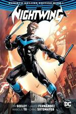 NIGHTWING REBIRTH DELUXE EDITION VOL #1 HARDCOVER Collects #1-15 + Rebirth #1 HC