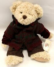 """RUSS Vintage Edition Teddy Bear with Authentication Tag + Outfit (16"""") - Y99"""