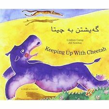 Keeping Up with Cheetah in Kurdish and English by Lindsay Camp (Paperback, 2008)