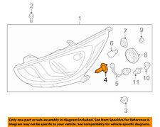 HYUNDAI OEM 06-14 Accent-Headlight Headlamp Bulb 1864761566L