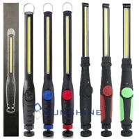 10000LM Multifunction COB LED Slim Torchlight Rechargeable Inspection Work Light