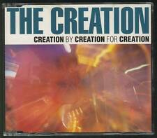 THE CREATION Creation By Creation For Creation CD EP W PROMO STICKER