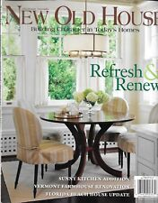 New Old House Magazine Refresh And Renew Kitchen Addition Vermont Farmhouse 2012