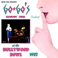 THE GO GO'S   Live at the HOLLYWOOD BOWL 1982 AUGUST 29th,  LTD  CD