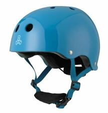 Triple Eight - Lil 8 Dual Certified Helmet with EPS Liner - Blue