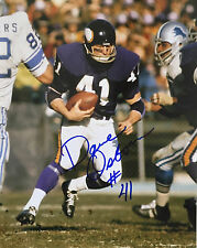 Dave  Osborn #41 Minnesota Vikings Great Autographed 8x10 Photo W/COA #2