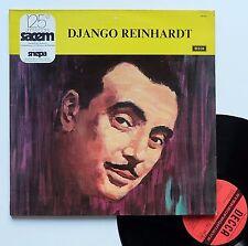 "Vinyle 33T Django Reinhardt  ""125e anniversaire sacem"" - RARE"
