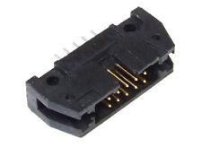 AMP 10-Pin Double Dual Row Straight Shrouded Header Connector/ Buchse Stifleiste