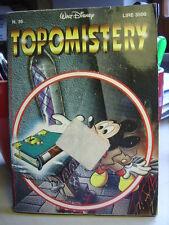 TOPOMISTERY  n. 36       Walt Disney  1995