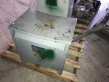 Square D Transformer , #30T3H, 30kva, 295lb, 480v, With Warranty.