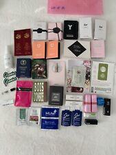 Lot Of 30 Mixed Beauty Unisex Travel/Sample Sized