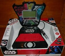 Star Wars Darth Vader Laptop w/ Light-up Interactive Lightsaber (Learning Sys.)