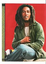 BOB MARLEY grey jacket magazine PHOTO/Poster/clipping 11x8 inches