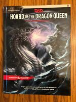 Hoard of the Dragon Queen Dungeons and Dragons Adventure Campaign HC 5th Edition