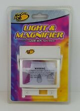 MADCATZ LIGHT & MAGNIFIER for Game Boy Advance - NUOVO FACTORY SEALED