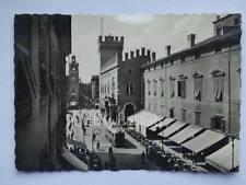FERRARA filovia filobus bus Corso Roma vecchia cartolina