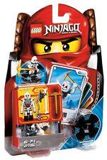 LEGO Ninjago 2115 BONEZAI ossatura NINJA Spinjitzu Spinner personaggio
