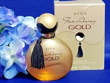 Avon Far Away Gold Perfume Spray 1.7 oz. msrp $25