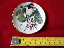 FRANKLIN PORCELAIN SONGBIRDS OF THE WORLD MINI PLATE. #15