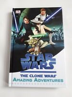 Star Wars The Clone Wars Amazing Adventures  5 Books in 1 Hardcover