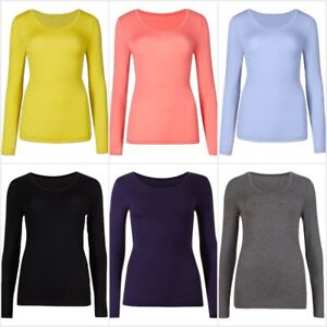 Women's M S Heatgen™ Thermal Long Sleeve Top Fa M ou S High St Store RRP £16