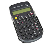 Handheld Pocket Electronic Scientific Calculator 10-Digit Display w/ Flip Cover