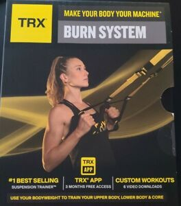 Training TRX Trainer BURN SYSTEM