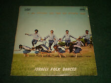 Let's Dance With Effi Netzer and His Band Volume 2~RARE 1972 Import Israeli Folk