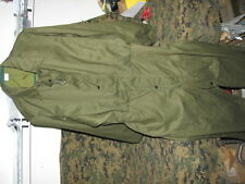 medium stained coveralls heavy weight vehicle mechanic cold weatehr