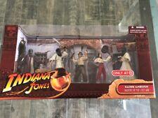 2008 Hasbro Indiana Jones Cairo Ambush Raiders of the Lost Ark Target New Sealed