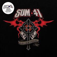 Sum 41 - 13 Voices (digipack deluxe edition +3 Bonus Track CD NUOVO