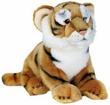 National Geographic Tiger 25cm Soft Plush Stuffed Animal Toy