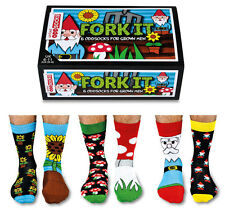 Fork It 6 Odd Socks for Grown Men From United Oddsocks