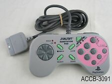 Sunsoft Sunstation Programmable Pad Playstation Controller PS1 PS2 PS US Seller