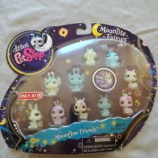 Littlest Pet Shop Moonlite Fairies - Moonglow Friends Target Exclusive Set VHTF!