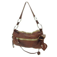 miumiu Shoulder bag Brown Woman Authentic Used T2122