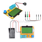 M328 LCR-T4 LCD Transistor Tester Triode Capacitance ESR Meter MOS PNP NPN