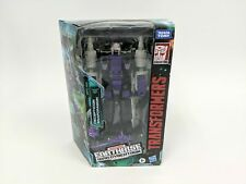 Transformers Generations War for Cybertron Earthrise Voyager WFC-E21 Decepticon