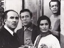 Piccoli Montand Ludmilla Mikael Serge Reggiani C. Sautet Original Vintage 1963