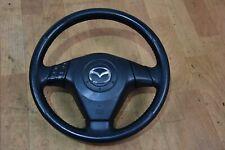 Mazda 5 CR1 Airbaglenkrad Mulifunktionslenkrad Lederlenkrad Bj.05-10