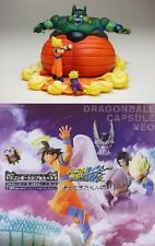 Megahouse DragonBall Capsule Neo Part 21 Ruturn of Cell Self Explode & Goku New