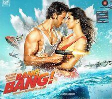 BANG BANG - Original Bollywood Soundtrack CD von Vishal und Shekhar