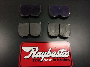 Raybestos Racing Brake Pads ST47R1001.18 ..FREE PRIORITY SHIPPING!